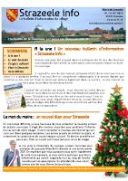 Bulletin Strazeele info n°1