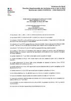 CAMPAGNE DE CHASSE 2021 2022